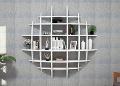 Wall Storage Unit Decoration Design Id809 - Modern Storage Unit Designs - Furniture Designs - Product Design