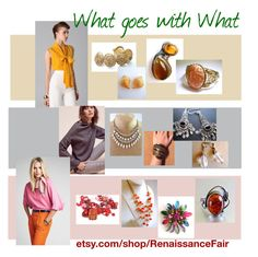 What goes with what by renaissance-fair on Polyvore featuring Viktor & Rolf and Whiting & Davis