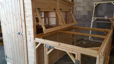 Hand Made Bespoke Rabbit Shed and Rabbit Run The Shed is an impressive 6ftx4x6.5ft  The Rabbit Run Is 6ft x4x3ft Made By Boyles Pet Housing.