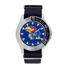 Kansas Jayhawks Sporty Starter Watch