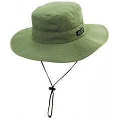 50e0057b1f146 Dorfman Pacific Outdoor Fossil Big Brim Bonnie Hat w Nylon Cord Purse  Hanger