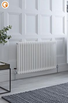 This beautiful traditional column radiator is full of character and charm. Perfect for creating cosy warm living spaces and adding an attractive period style wall feature. Discover more about this Milano Windsor radiator at BestHeating 🔥 Traditional Design, Brick And Wood, Living Spaces, Types Of Rooms, Solid Brick, Industrial Interiors, Column Radiators, Roof Insulation, Modern Industrial Interior