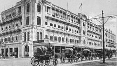 The Grand in Calcutta ~ is as it was then