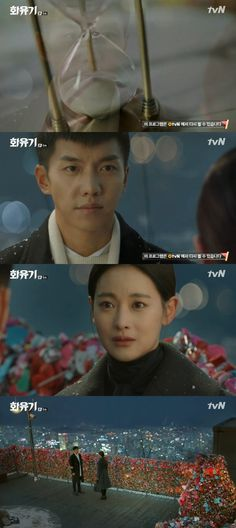 "[Spoiler] ""A Korean Odyssey"" Lee Seung-gi Thinks Oh Yeon-so Is Pretty"