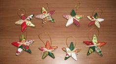 Se você ainda está em processo de decorar a casa para o natal, que tal adornar a casa com peças em patchwork? - Veja mais em: http://www.vilamulher.com.br/artesanato/galeria-de-ideias/enfeites-de-natal-em-patchwork-17-1-7886462-180.html?pinterest-destaque