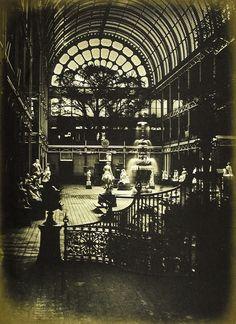 London's Crystal Palace, 1851