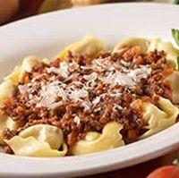 Tortelloni Bolognese -