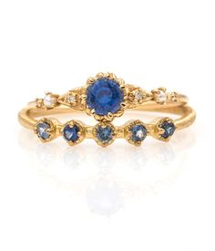 Blue Sapphire Stack
