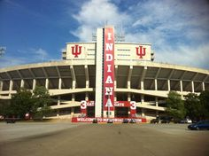 Bloomington! Go Hoosiers!