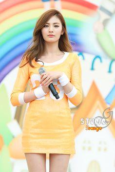 Orange Caramel Nana