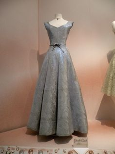 When I go to the Oscars to collect an award...I will wear this.  Chanel Couture, 1950s