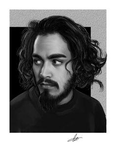 "20 Likes, 1 Comments - Carlos Castañeda (@digital_pixoil) on Instagram: ""Digital painting portrait. #corel #corelart #corelpaint #corelpainter #corelpainter2017 #digitalart…"""