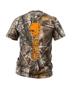 Never Forget Realtree Camo Shirt