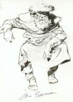 Wizard - John Buscema