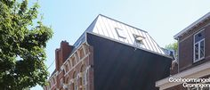 Huisvesting   Optop woongebouw, Coehoornsingel Groningen
