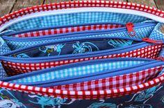 Der Rabe im Schlamm: Sew Together Bag