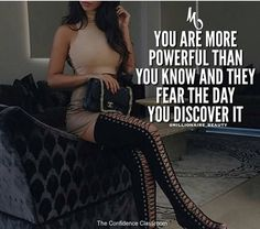 You are more powerful than you can imagine. #theconfidenceclassroom  #confidence  #hustlelife  #coach  #entrepreneur
