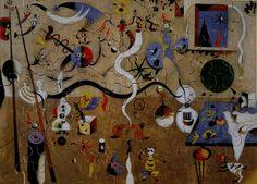 Joan Miró -Le Carnaval de d'Arlequin