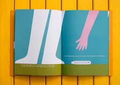Henri's walk to Paris by Saul Bass  Vintage Children's Book by Iconic Graphic Designers.