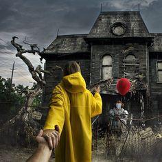 Follow me to Halloween