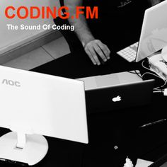 What's The Sound Of Coding? http://coding.fm/