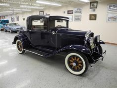 1930 Buick Marquette Sport Coupe