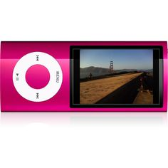 Apple - iPod nano - Music player, movie player, and video camera. ❤ liked on Polyvore featuring fillers, electronics, ipods, phones and accessories