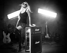 Marshall Amp Fridges (girl not included)