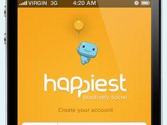The happiest App