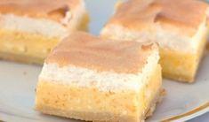 tvarohový krémeš Vanilla Cake, Cheesecake, Food, Cakes, Basket, Recipes, Cake Makers, Cheesecakes, Essen