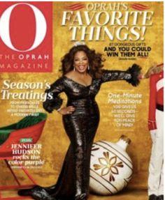 FREE 2-Year Subscription to Oprah Magazine