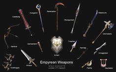 Empyrean Weapon - Final Fantasy Wiki - Wikia