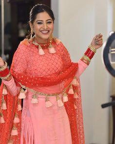 Punjabi Suits Party Wear, Pakistani Fashion Party Wear, Indian Fashion, Punjabi Salwar Suits, Punjabi Fashion, Women's Fashion, Punjabi Suits Designer Boutique, Indian Designer Suits, Embroidery Suits Punjabi