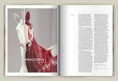 Palladium Magazine: Men's Fashion, Arts & Culture by The Design Surgery , via Behance