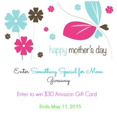 Mothers Day Amazon Gift Card