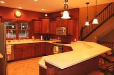 Richfield 2 Story , 1st Floor Master CUSTOM - Stortz Custom Homes, LLC provides quality New Home Construction, Additions, Remodeling and Rec-Rooms