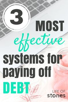 Debt repayment methods - Feeling crushed under the weight of your debt? Check out the most effective ways to get out of debt...these debt repayment methods will help you get back on your feet and back in control of your finances! Financial freedom | live debt free | pay off debt quickly | how to get out of debt | payoff credit cards | payoff student loans | debt snowball | debt avalanche #financialpeace #debtfree #debtsnowball