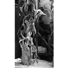 Alban LANORE atelier sculpture contemporaine