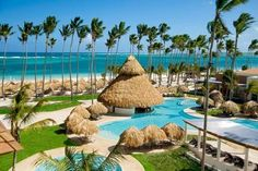 Punta Cana, Dominican Republic Sunscape The Beach; Site of Girls trip 2007