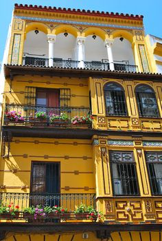 Seville, Andalucía, Spain.  http://www.costatropicalevents.com/en/costa-tropical-events/andalusia/cities/seville.html