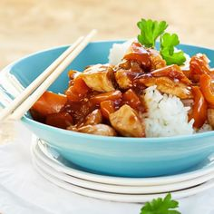 Thai Recipes, Kung Pao Chicken, Chinese Food, Potato Salad, Recipies, Food And Drink, Tasty, Asian, Baking