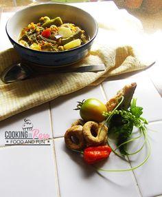 Zuppa di fine estate   Cooking in Rosa