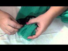 DIY - Personalizzare un cardigan con toppe e colletto in pizzo