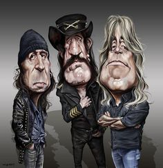 Rock Caricature By Sebastian Cast http://avaxnews.net/funny/rock_caricature_by_sebastian_cast.html #avaxnews.net