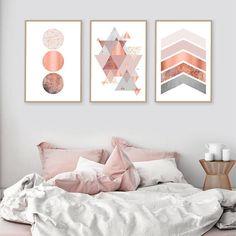 Druckbare Kunstdrucke Downloadable Set von 3 erröten rosa Kupfer grau skandinavischen geometrisch minimalistisch Plakat Wanddekor Affiche Trending jetzt Diese sind INSTANT DOWNLOADS – Ihre Dateien werden sofort nach dem Kauf zur Verfügung. Bitte beachten Sie, dass dies ist ein