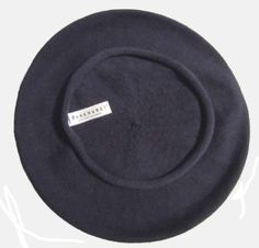 a87a6d40bffc9 Parkhurst of Canada Inch Cotton Knit Beret Magnet Grey  Parkhurst Basic  Beret is a small simple knit cotton beret with a 10 diameter. cotton and  made in ...