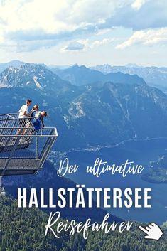 Das sind die Highlights am HALLSTÄTTER SEE:️ Weltkulturerbe Hallstatt ✔️ die besten Sehenswürdigkeiten ✔️ Wanderungen ✔️ viele Bilder ✔️ #Hallstatt #Obertraun #BadGoisern sind die drei Orte am Hallstätter #See in #Österreich - Überragt werden sie von den mehr als 2000 Meter hohen Bergen rundherum. Ich zeige dir meine schönsten Erlebnisse am #Hallstättersee und wie du das auch erleben kannst. Hallstatt, Austria, Highlights, Mountains, Nature, Travel, Natural Wonders, Road Trip Destinations, Naturaleza