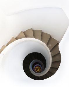 *Spiral Stair (Escalera de Caracol)