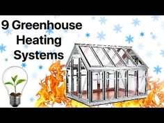 Heating A Greenhouse, Greenhouse Plans, Companion Gardening, Gardening Tips, Winter Greenhouse, Farm Business, Deep Winter, Your Location, Water Conservation