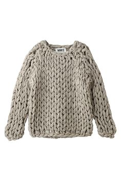 { XL knitted jumper - DEUXIEME CLASSE by elleshop.jp }